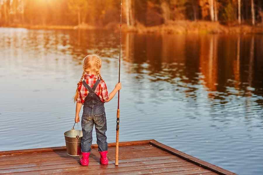 Best fishing rods for kids